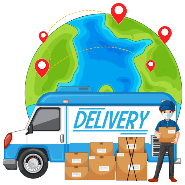 eco delivery driver